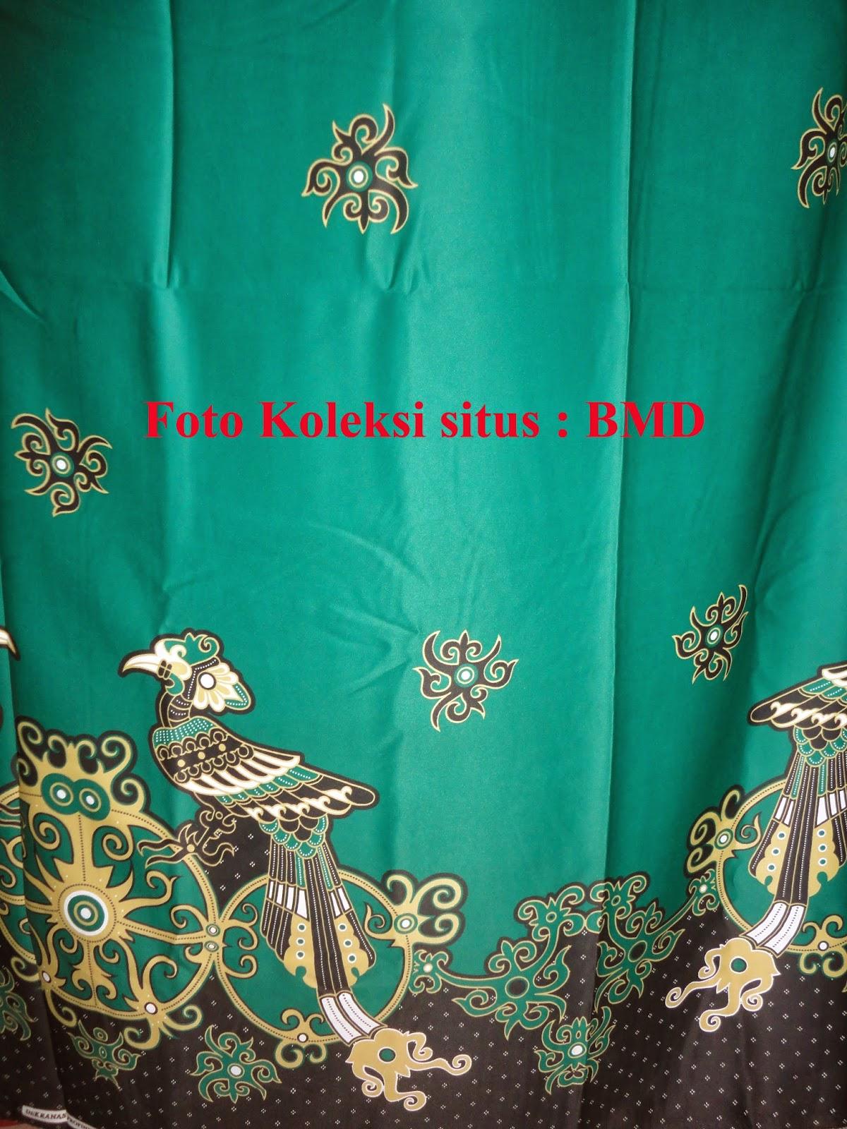 Batik Motif Dayak Khas Kalimantan  Batik khas Kalimantan