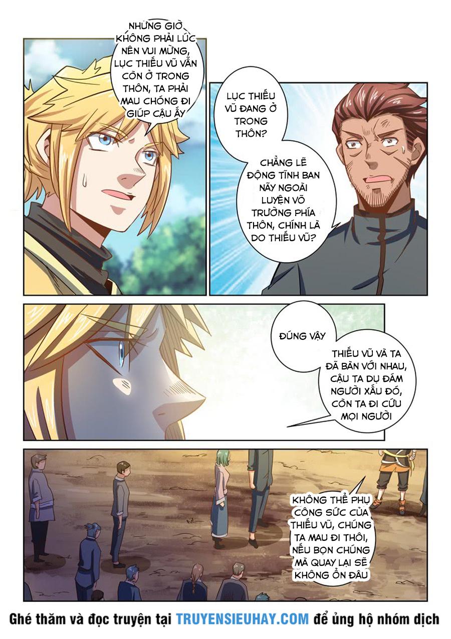 Tuyệt Thế Yêu Đế - Chap 17