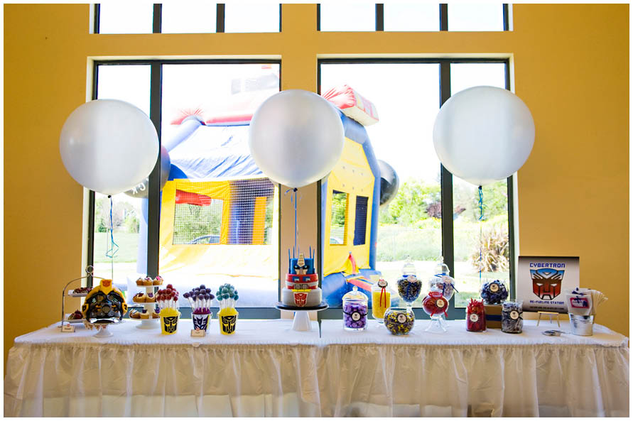Decorating Ideas For A Birthday Party