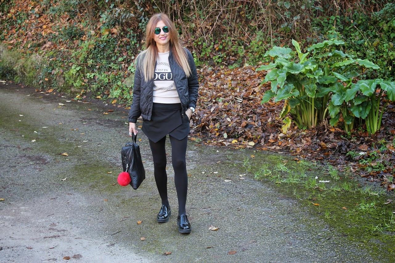 Look, Blog de Moda, Carmen Hummer Style, Street Style, Fashion, Trendy, Seraphita, Enfant Terrible, Cool, Pechón, Cantabria