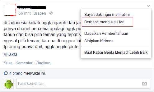 Trik FB