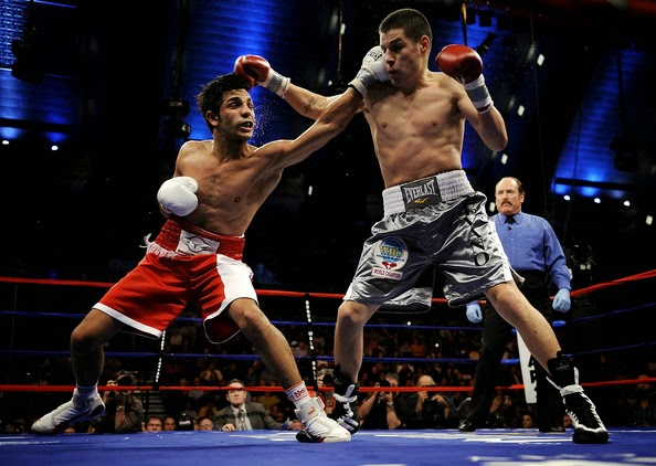 Billy Dib vs. Alberto Garza live Boxing on 02 July 2014