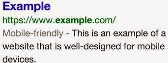 """Google mostrará la etiqueta """"móvil amigable"""" en resultados de búsqueda, si una web tiene versión para móviles"""