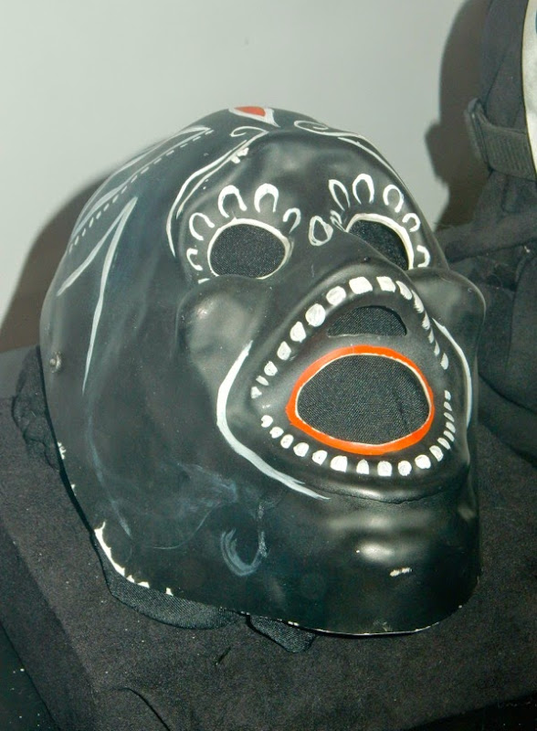 Chon Day of the Dead Savages mask