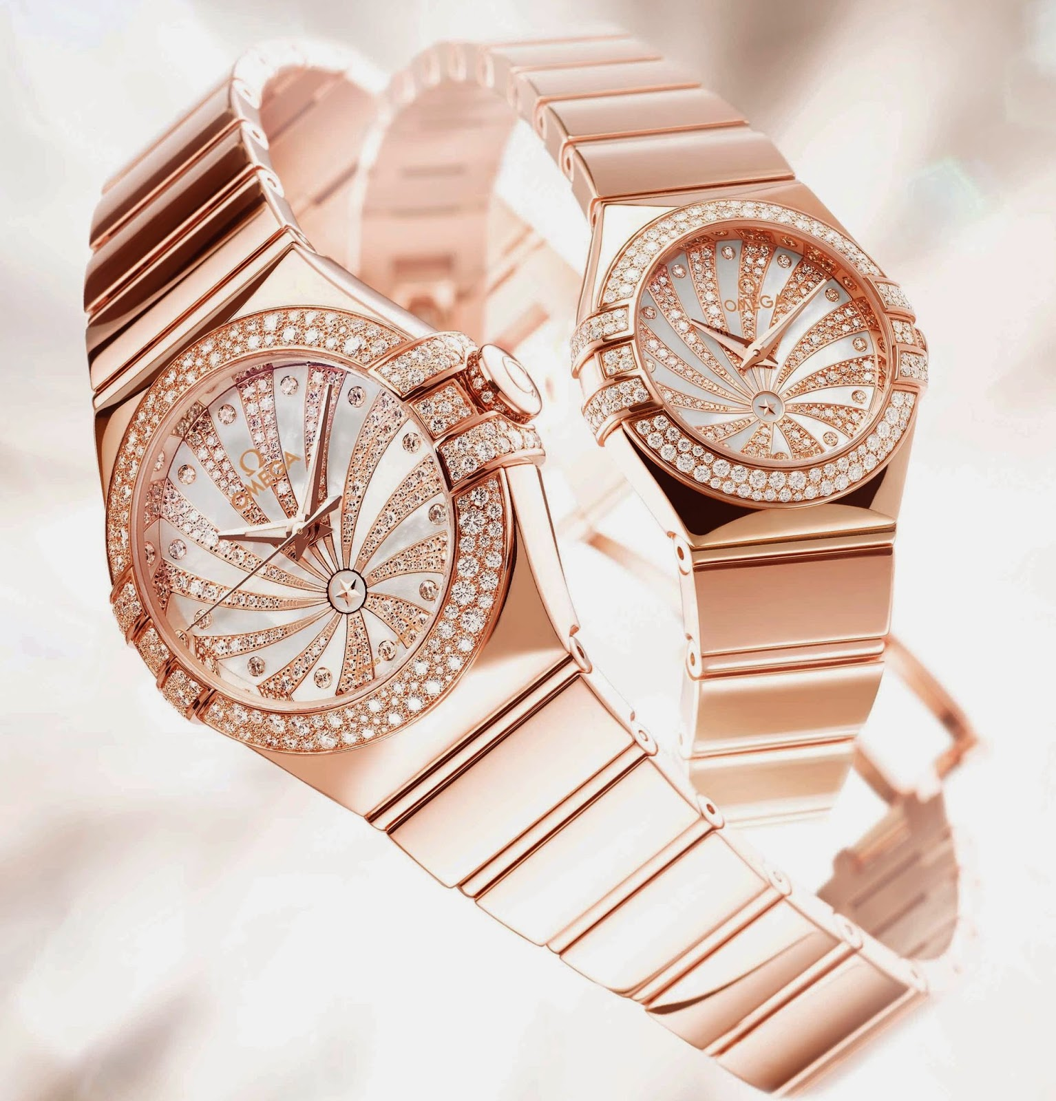 Omega Constellation Luxury Edition
