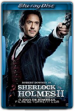 Sherlock Holmes 2 - O Jogo de Sombras Torrent dublado
