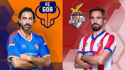 ISL 2017 Match 5; FC Goa vs ATK Live Stream, Match Preview, Prediction