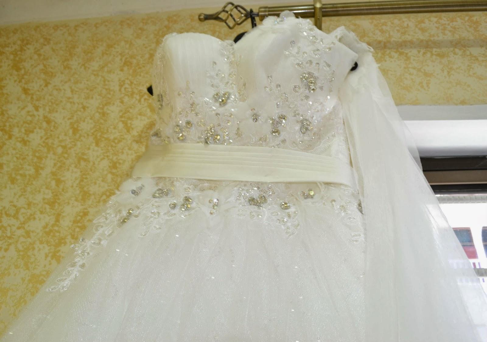 Vivian\'s Wedding, Sendoff & Kitchen Party Makeup @ Wedding Bells Spa ...