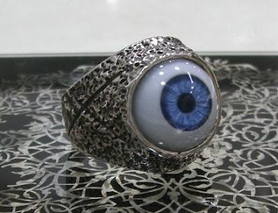 Oz Abstract - Eye of OZ Ring