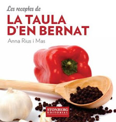 Ja a la venda el llibre de La Taula d&#39;en Bernat!