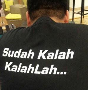 Pesanan buat Anwar & Kit Siang