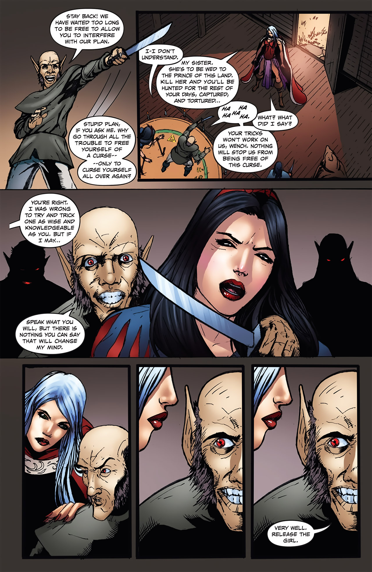 Grimm Fairy Tales (2005) Issue #23 #26 - English 20