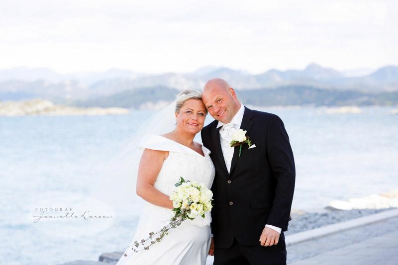 Lervik Brygge, bryllup,