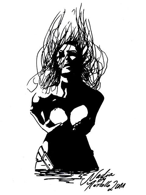Sketch: Nadia