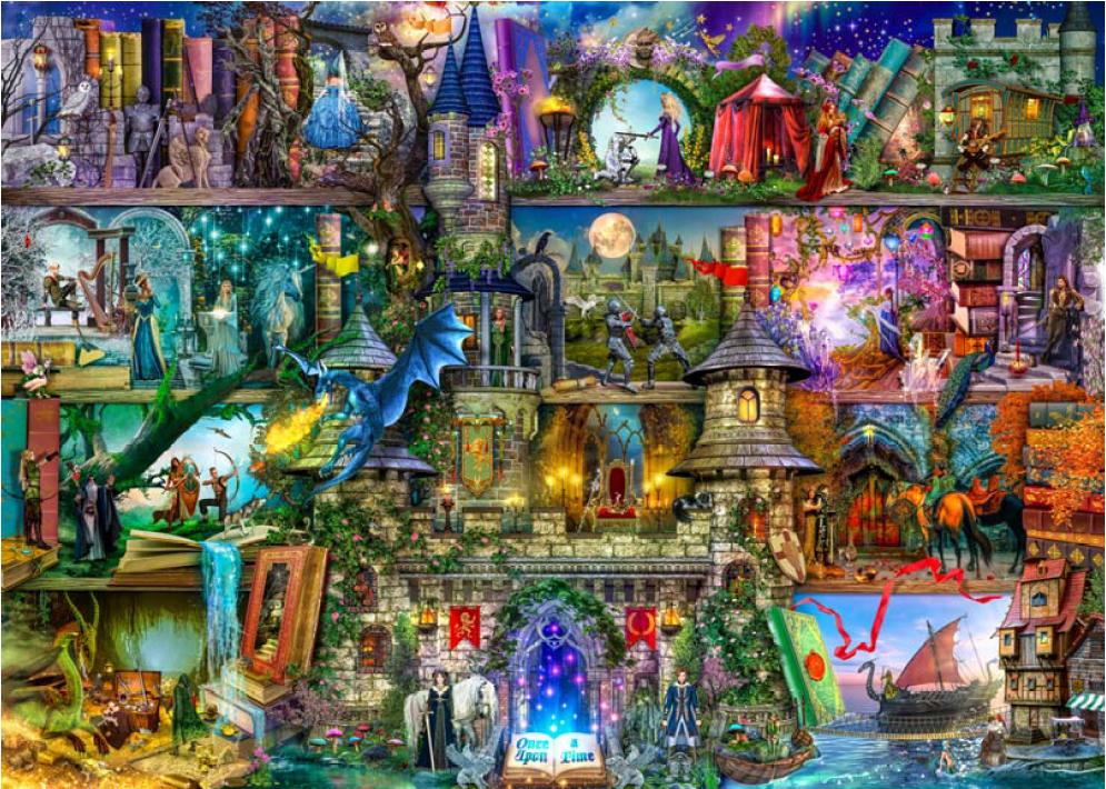 Once Upon a Fairy Tale (SSMC)
