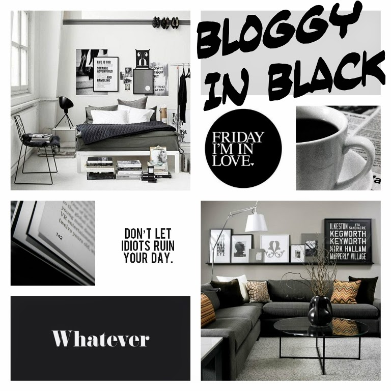 Bloggy in Black