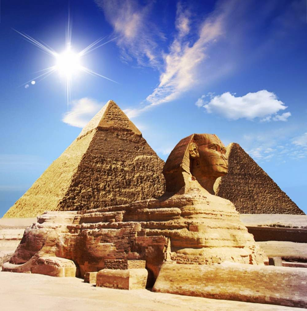 The Great Sphinx of Giza: Mythological and Mysterious ...