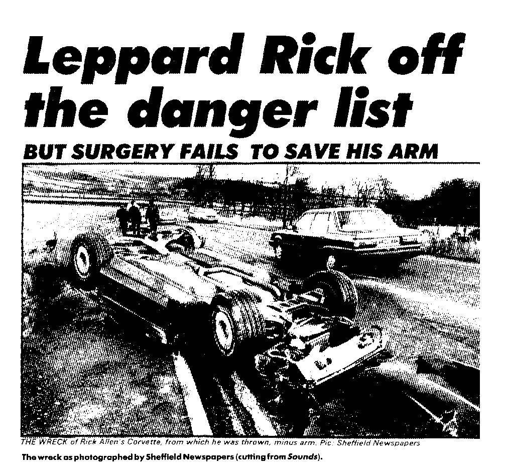 Rick Allen 1983