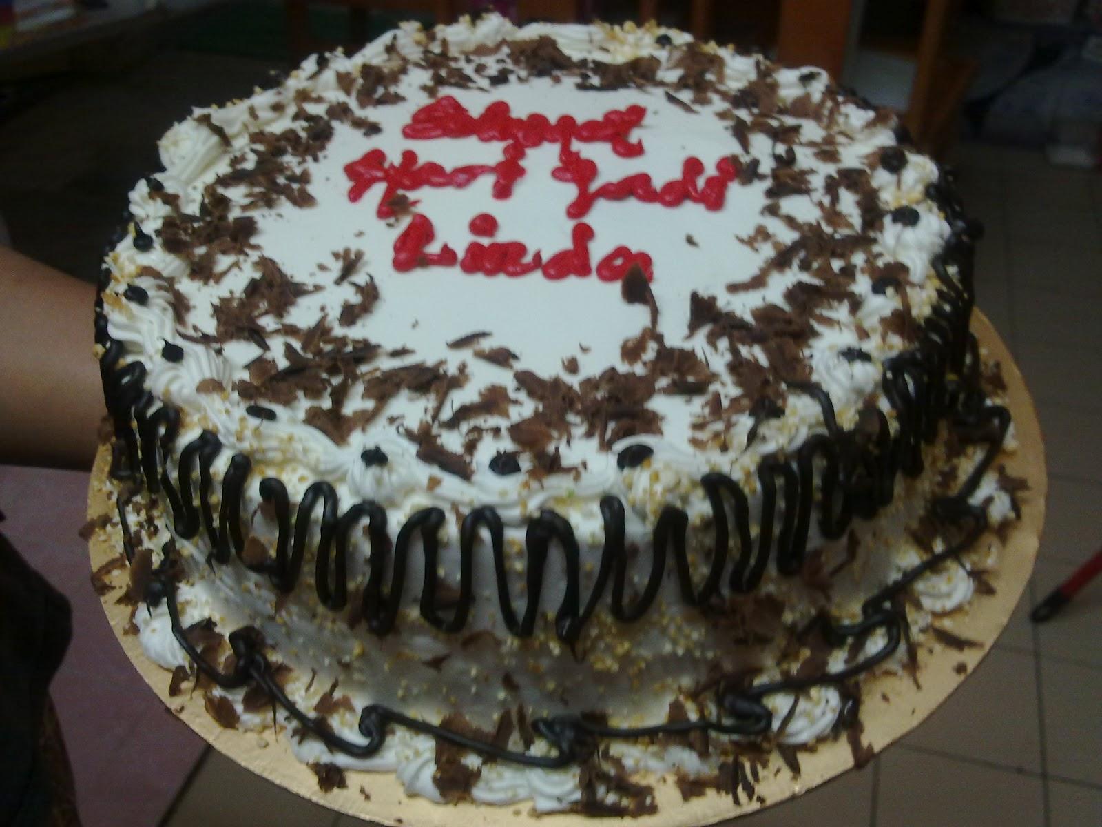 A Cake Story Buttercream Cake