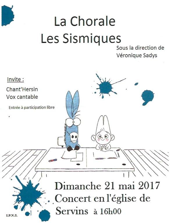 Concert Les Sismiques
