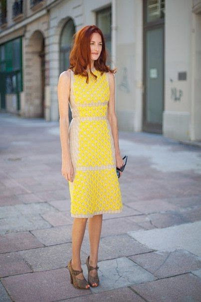 yellow dress find more mens fashion on lovely woman