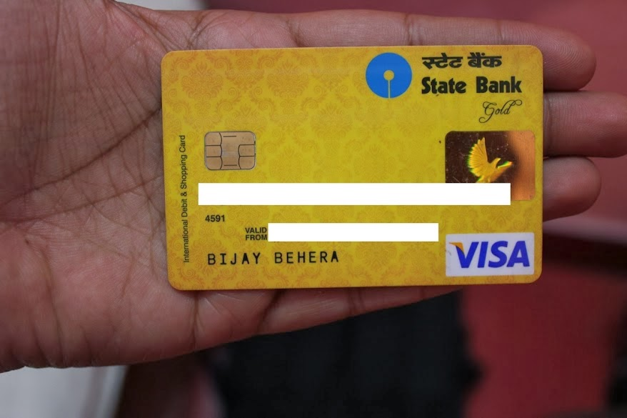 State Bank Of India Debit Card Replacement Can Download