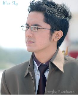 Foto Hengky Kurniawan - Aktor Tampan Indonesia   Saraung Blue Sky
