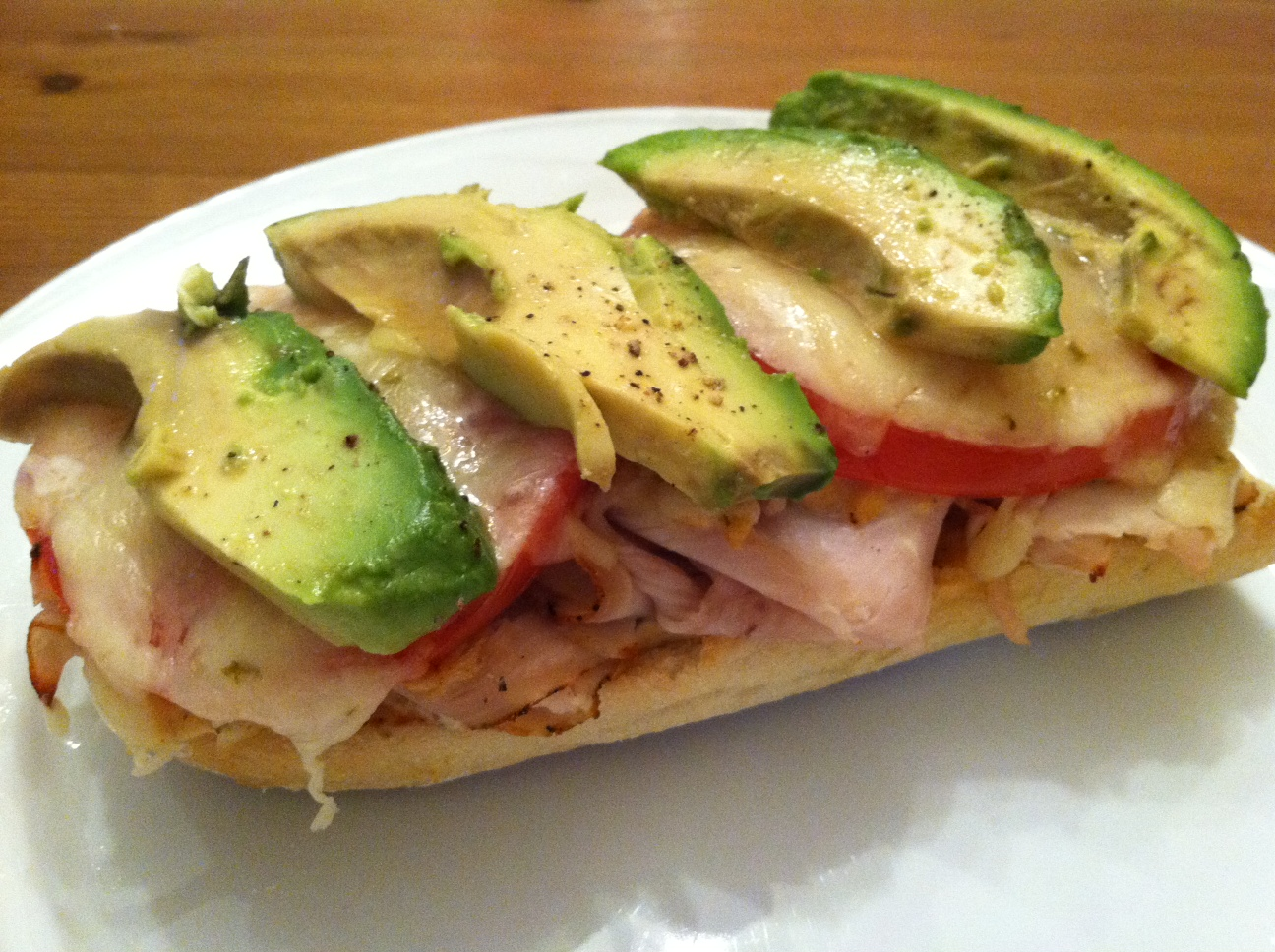 ... Taste of Home Cooking: Southwestern Ranch Open-Faced Turkey Sandwiches