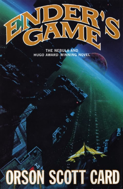 Book Cover Series Games : Reading for australia book review ender s game