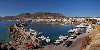 hersonisos crete greece