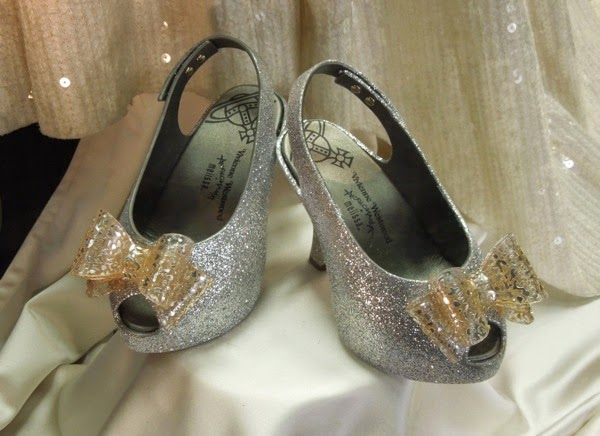 Miss Piggy Vivienne Westwood Melissa wedding shoes Muppets Most Wanted