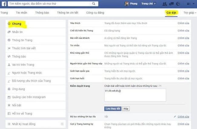 Cách ẩn comment trên facebook tự động