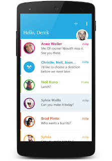 Microsoft's Send email app now available for Android