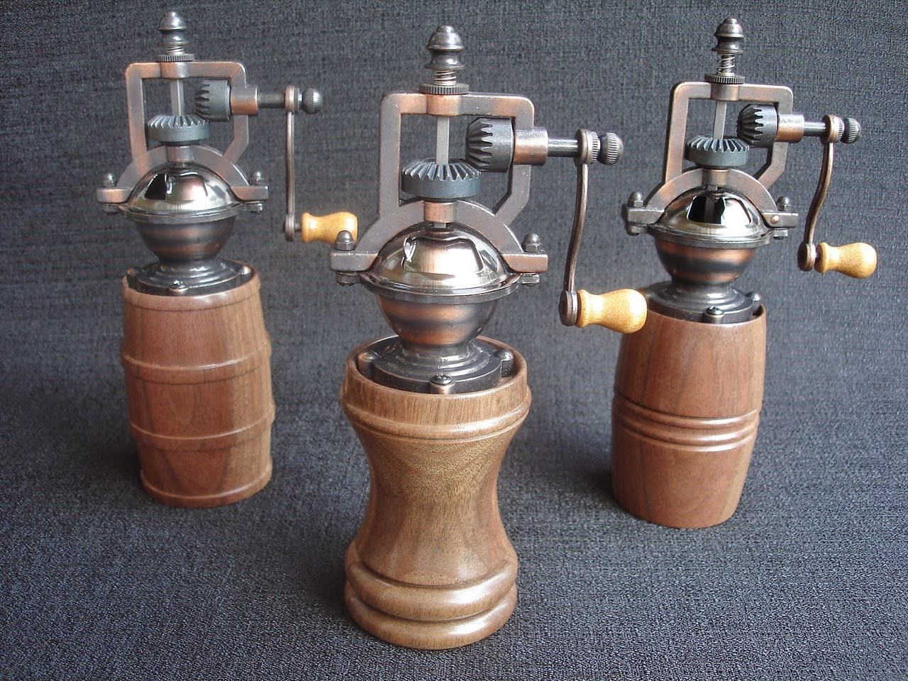 BwA Woodturning offers one of a kind, artistic and functional woodturnings. We specialize in...