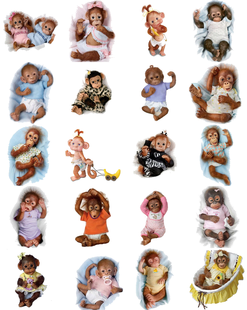 Monkey baby doll - Find the largest selection of monkey baby doll on sale.
