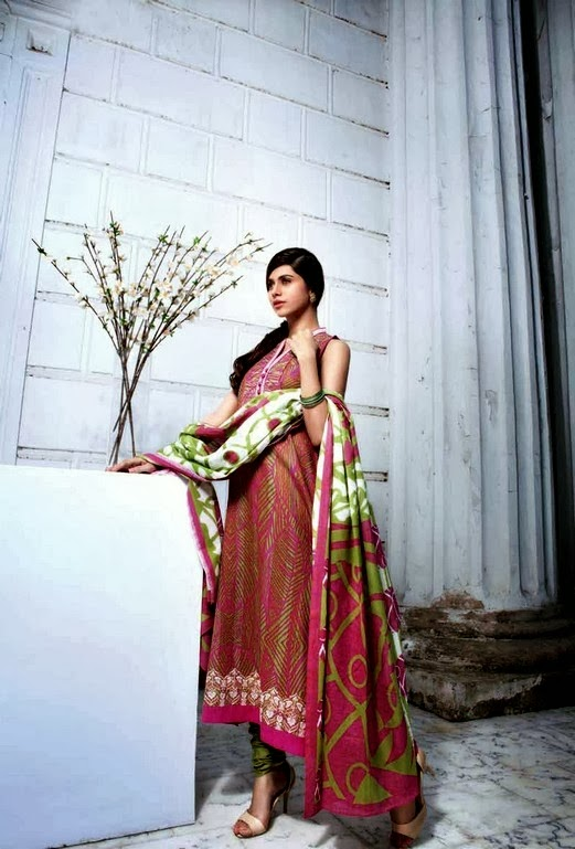 Gul Ahmed Spring Lawn Collection
