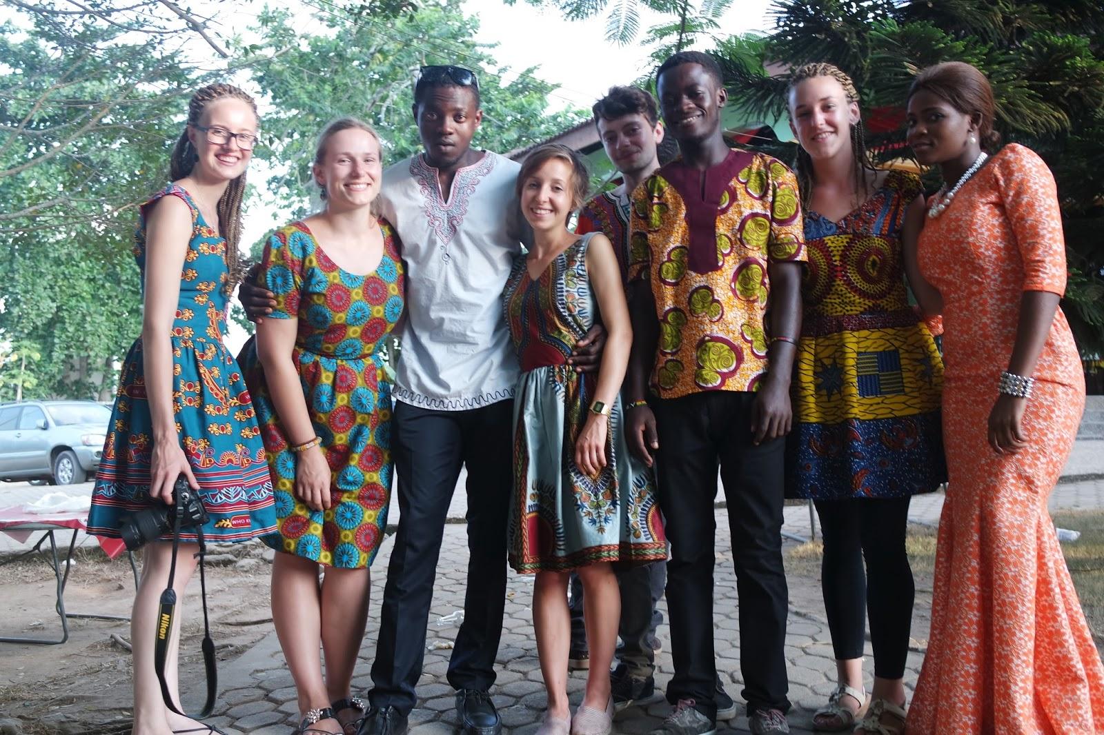ghanas vibes: Hochzeit in Ghana