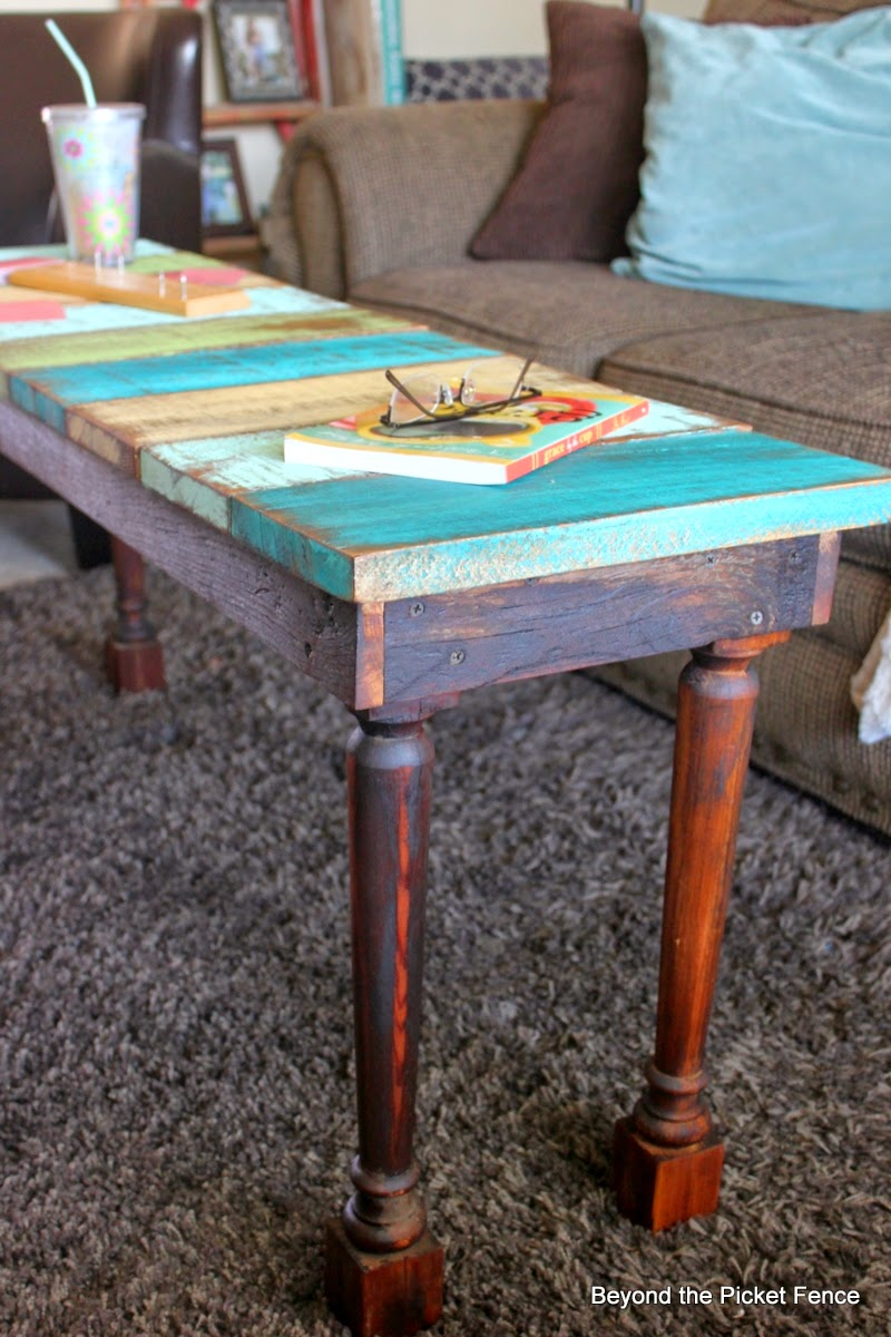 Beyond the picket fence how to make a reclaimed wood