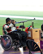No golden double for UAE Paralympian Alaryani