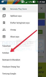 Cara Mudah Mematikan Update Otomatis di HP Android