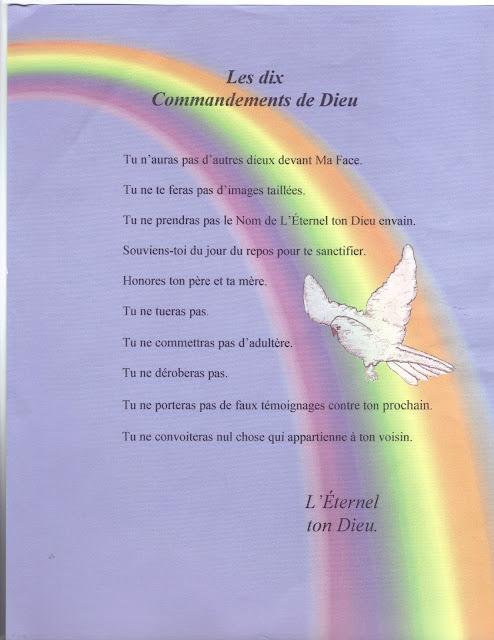 tous unis dans l 39 amour les dix commandements de notre dieu. Black Bedroom Furniture Sets. Home Design Ideas