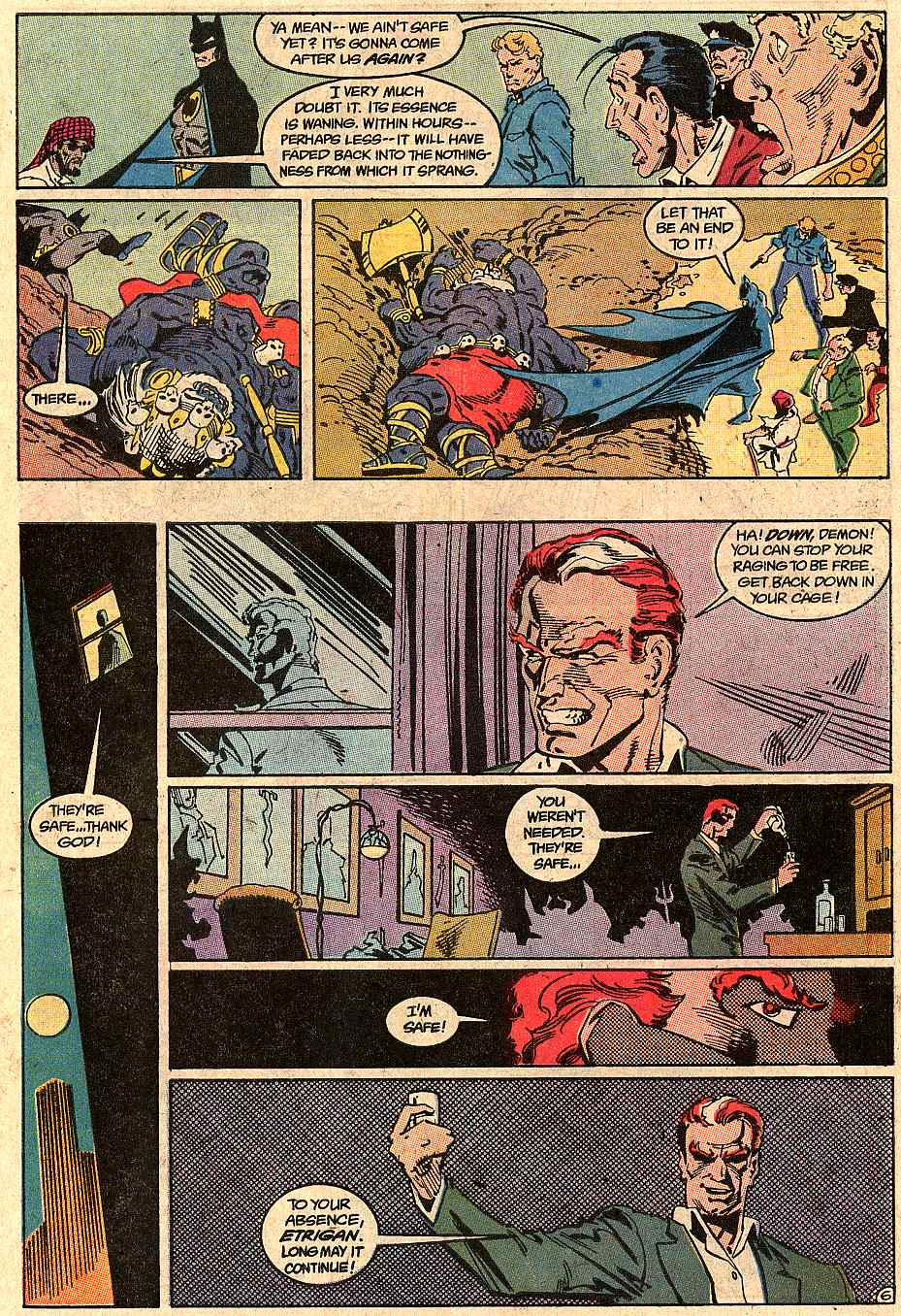 Detective Comics (1937) Issue #603 Page 7