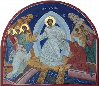 La Resurrección del Señor (anástasis)