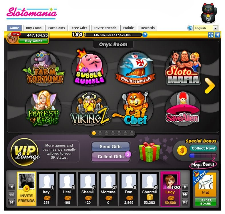 Slotomania Review – Best Games, Free Coins, Tips and Cheats