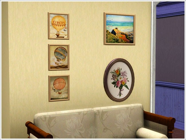 My Sims 3 Blog Charmed Home Decor Set Part 2 By Severinka
