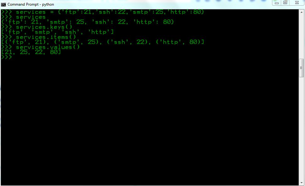 how to delete item in dict python