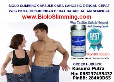 Indonesia Blogger World Slimming Capsule