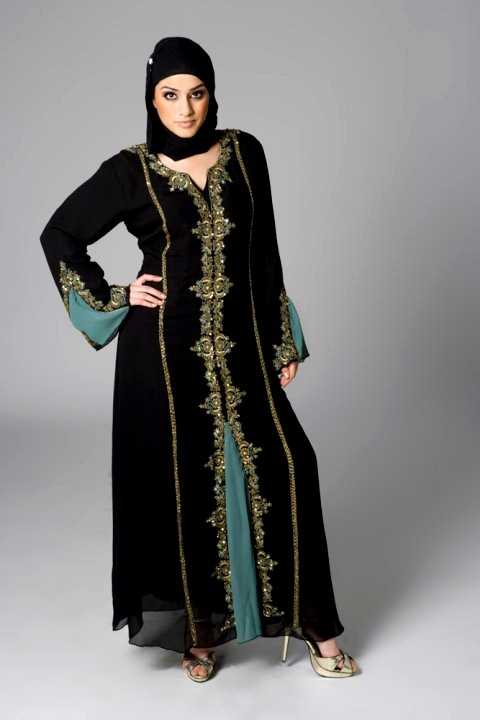 Arabian Dresses For Women | Abaya Style Dresses For Dubai ...