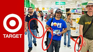 Open carry in Target