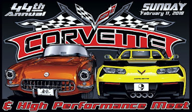 Corvette and High Performance Meet Info